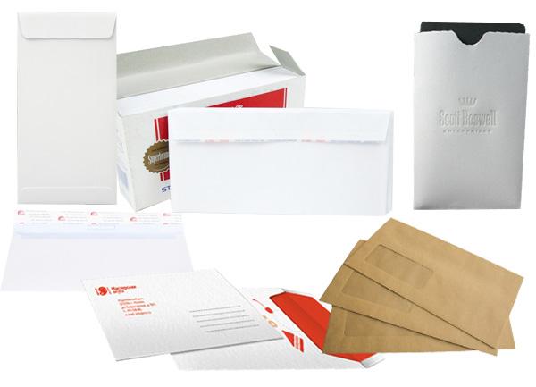 Envelopes Printing at MahaMeru Bali