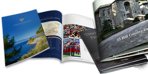 Booklet & Majalah