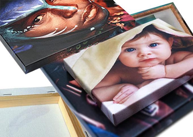 Art Canvas Printing di MahaMeru Bali