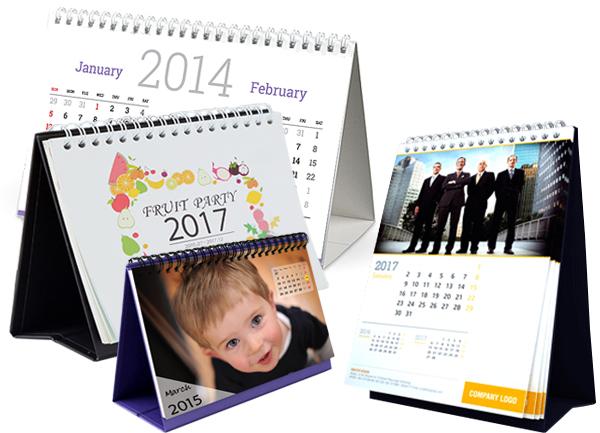 Percetakan Kalender Meja 2021 di Bali