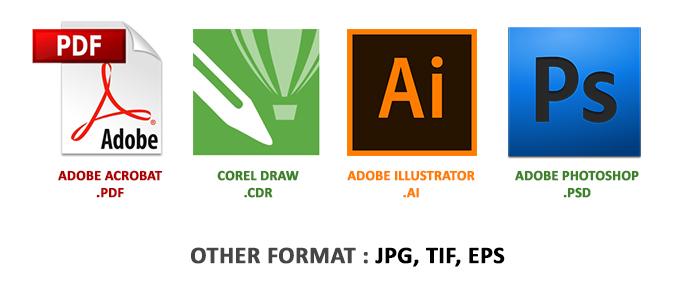 bali printing file format