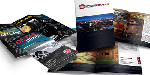 Brochures & Flyer