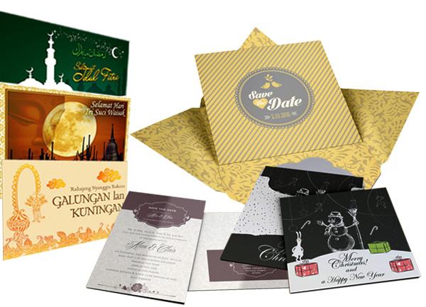 greeting cards print mahameru bali - Greeting Card Printing
