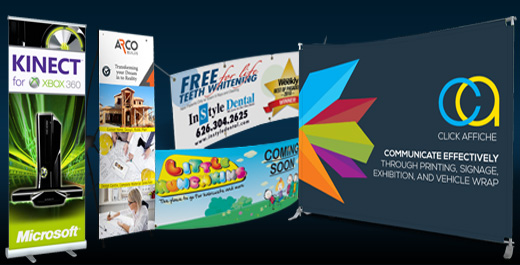 Large Format Printing Product