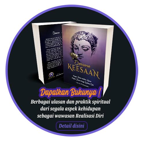 Buku Darsana Keesaan | Esensi Spiritual Hindu, Yoga dan Meditasi