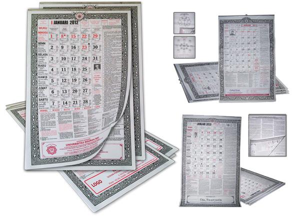 Percetakan Kalender Bali