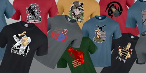 Sablon /Print Baju Kaos